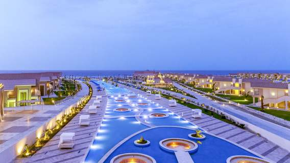 Egipt Hotel Albatros Sea World Marsa Alam