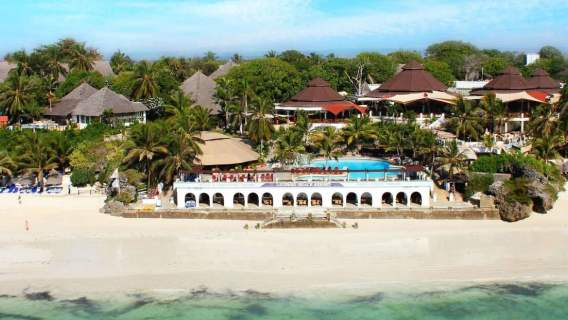 Kenia, Hotel Leopard Beach Resort & Spa